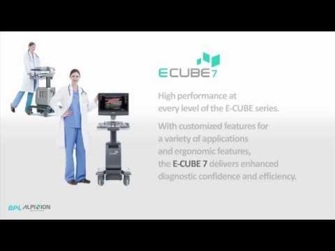 Рекламно видео E-Cube7